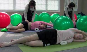 Гимнастика при сколиозе у детей