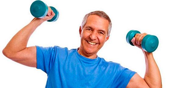 Остеопороз у мужчин и физические упражнения