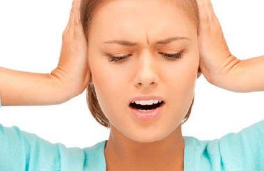 Шум в ушах это симптом шейного остеохондроза