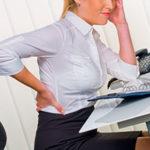 Как не испортить спину от «сидячей работы»