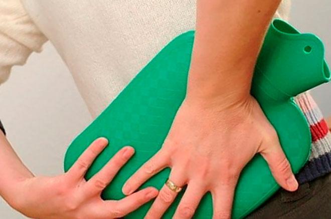 Можно ли пользоваться грелкой при остеохондрозе