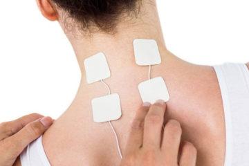 физиолечение девушки при шейном остеохондрозе