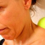 Как делать самомассаж при остеохондрозе шеи